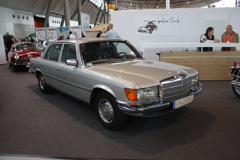 メルセデス・ベンツ Sクラス初代 W116