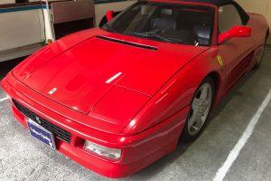 ピッコロ・フェラーリ三代目フェラーリ・348とは!?